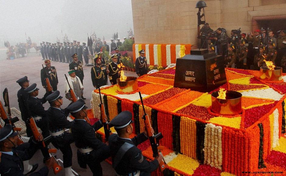 Vijay Diwas is celebrated on