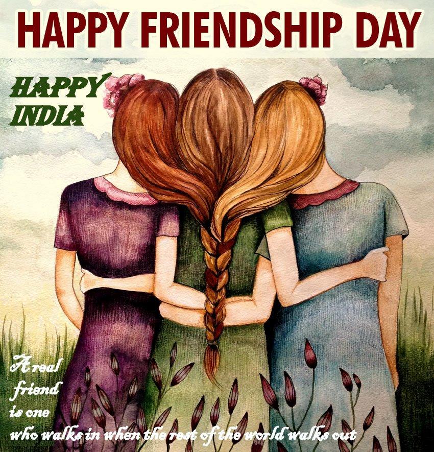 Friendship day quotes in English | J u s t q u i k r . c o m