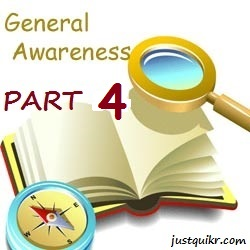 YOU MUST KNOW (GENERAL AWARENESS) PART 4