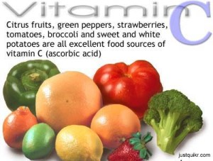 Vitamins c source, Vitamin c functions & deficiency