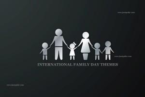 International Family Day Themes