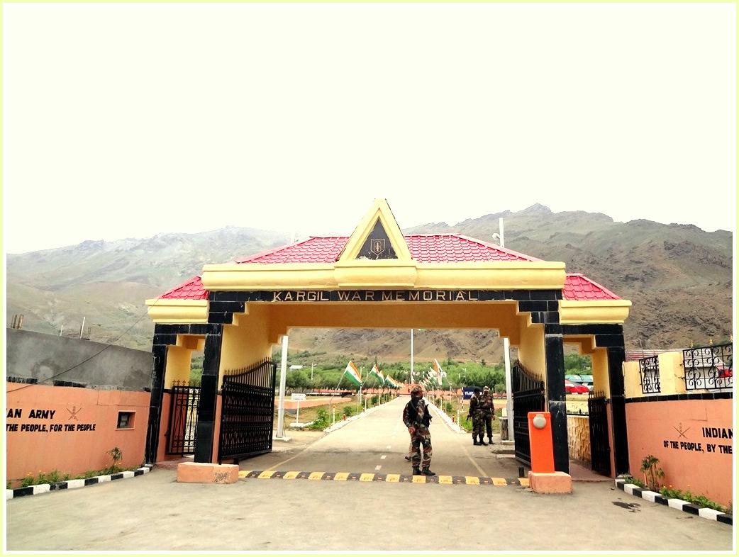 Kargil Vijay Diwas is celebrated on