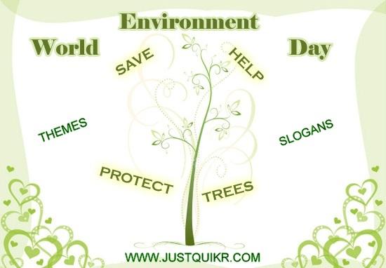 World Environment Day Themes and Slogan
