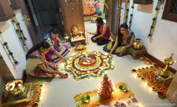 Diwali Decoration Ideas for home images