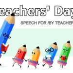 Teachers Day Speech For/By Teachers