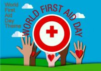 World First Aid Day Theme