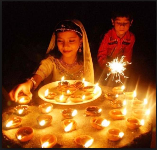 Diwali For Kids