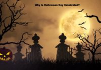 Why is Halloween Day Celebrated?