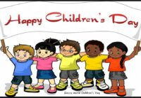 Children's day in india