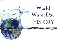World Water Day History and Facts