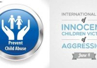 International Day of Innocent Children Victims of Aggression Theme