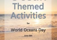 World Oceans Day themes and activities