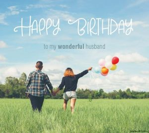 Happy Birthday Wishes Messages for HUSBAND