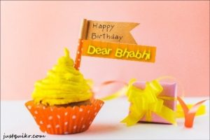 Happy Birthday Unique Wishes Messages for BHABHI JI