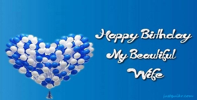 Happy Birthday Wishes Messages for WIFE