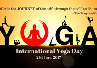 International Yoga Day History and Theme