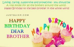 Creative Happy Birthday Wishing Cake Status Images for Big Brother