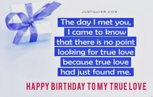 Happy Birthday Unique Wishes Messages for True Love