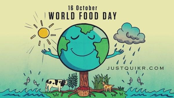 World Food Day History