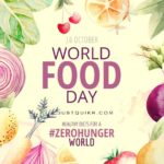 World Food Day Quotes