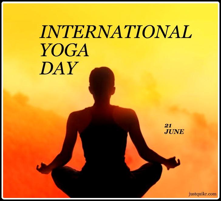 International Yoga Day Essay