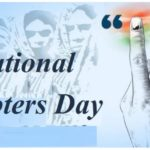 National Voters Day OR Rashtriya Matdata Diwas