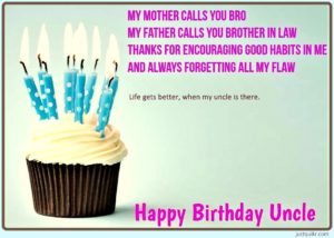 CreativeHappy Birthday Wishing Cake Status Images for Chachu / Chacha ji / Uncle