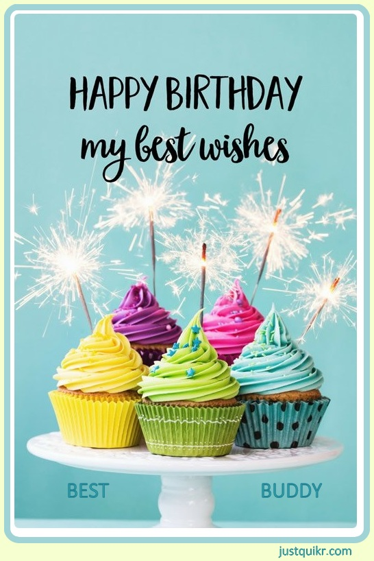 Happy Birthday Special Unique Wishes Messages for Close Friend
