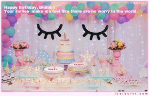 Birthday Wishes to Bhabhi