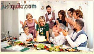 Happy Birthday Wishes For Elders