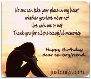 Happy Birthday Funny Wishes Memes and Images for Ex-Boyfriend