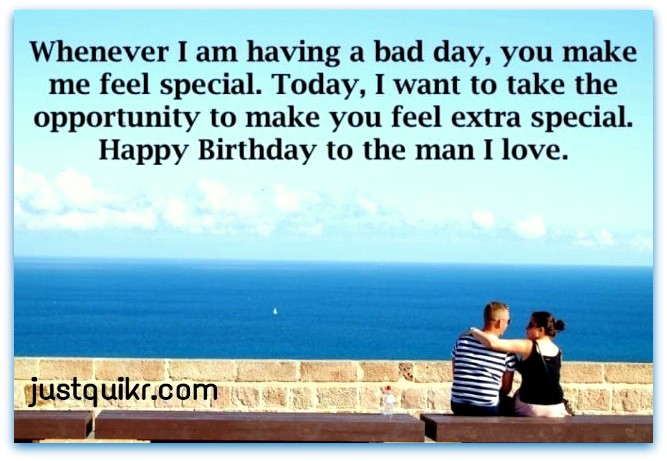 Happy Birthday Special Unique Wishes and Messages for Hubby