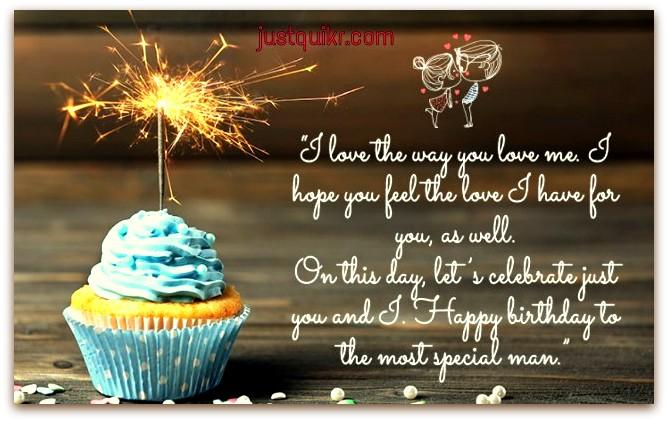 Creative Happy Birthday Wishing Cake Status Images for Husband