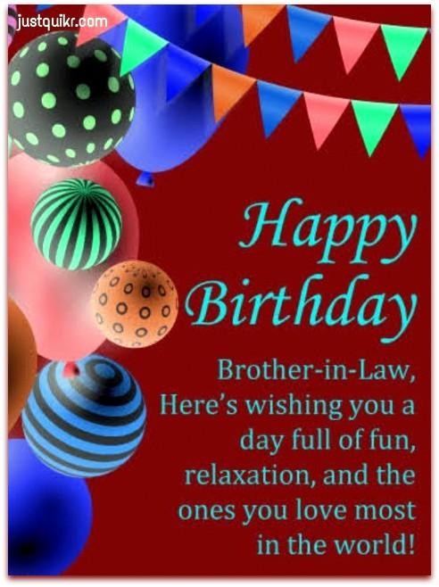 Creative Happy Birthday Wishing Cake Status Images for Jiju Ji