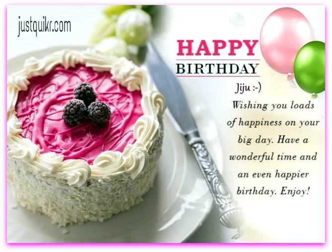 Creative Happy Birthday Wishes Thoughts Quotes Lines Messages in English for Mother in for Jiju Ji