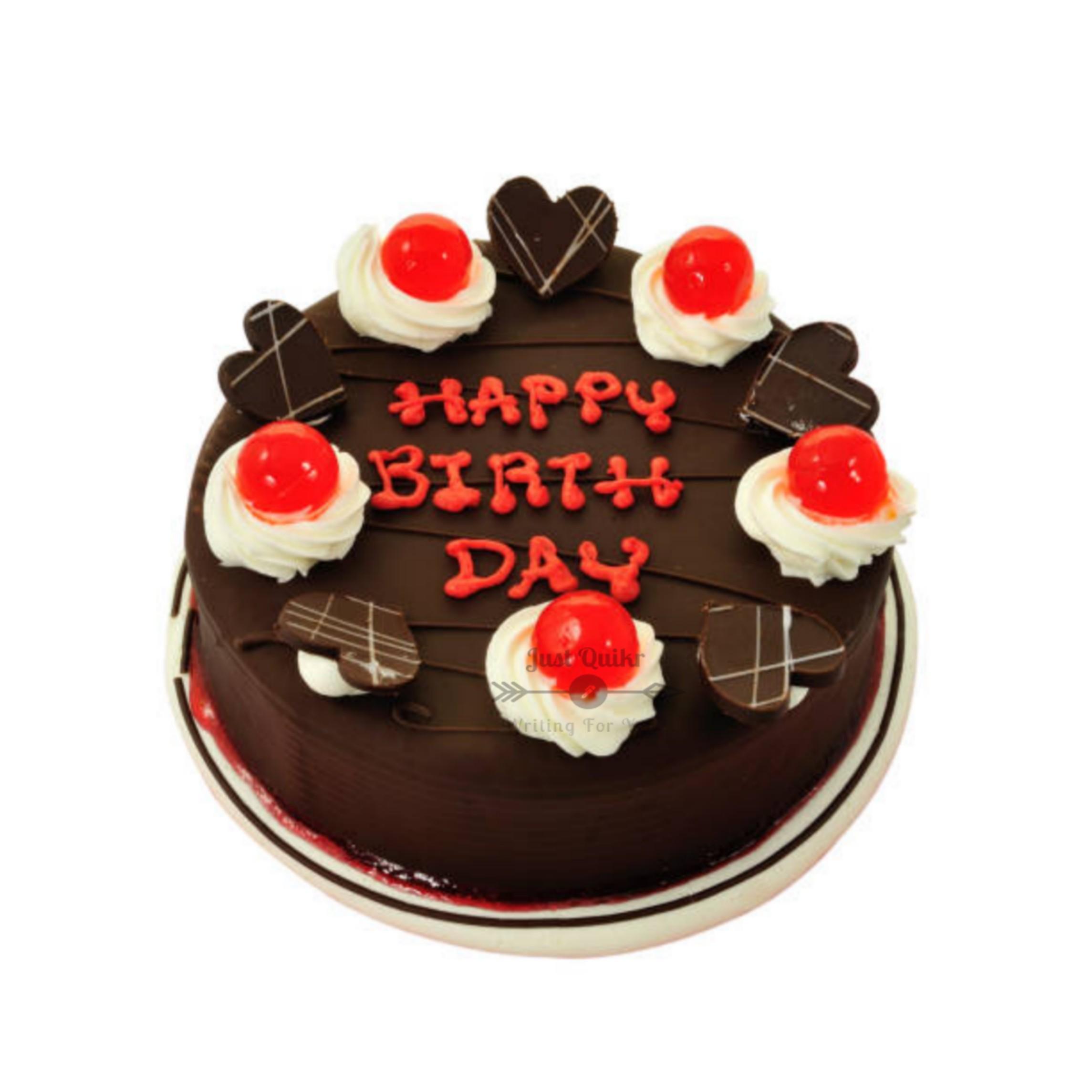 CreativeHappy Birthday Wishing Cake Status Images for Ex-BF
