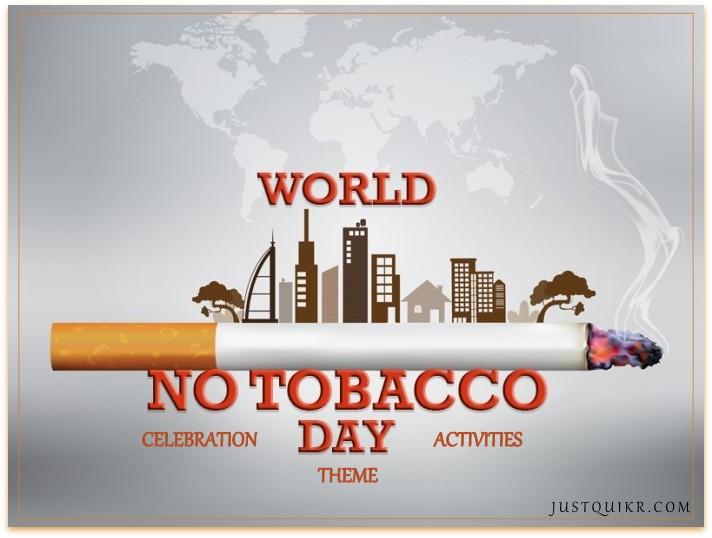 World No Tobacco Day Themes