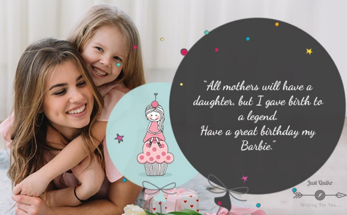Happy Birthday Special Unique Wishes and Messages for Little Girl