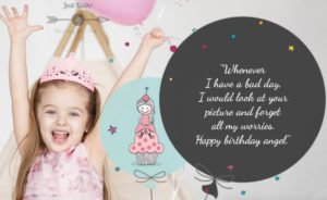 Happy Birthday Funny Wishes Memes and Images for Little Girl