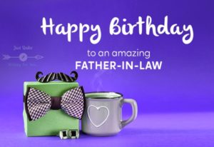 Birthday Greetings Sayings & SMS for Inlaws