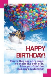 Birthday Greetings Sayings & SMS for Inspiration