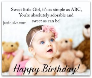 Happy Birthday Funny Wishes Memes and Images for Girl Child