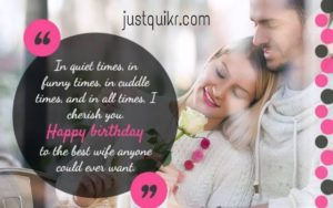 Happy Birthday Special Unique Wishes and Messages for Girlfriend