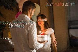 Birthday Greetings Sayings & SMS for Girlfriend