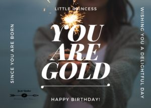 Birthday Greetings Sayings & SMS for Girl Child
