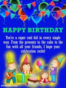 Happy Birthday Funny Wishes Memes and Images for Kids