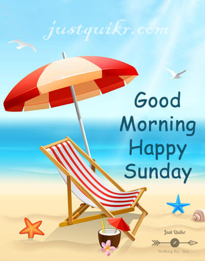 Good Morning Happy Sunday Pics Images