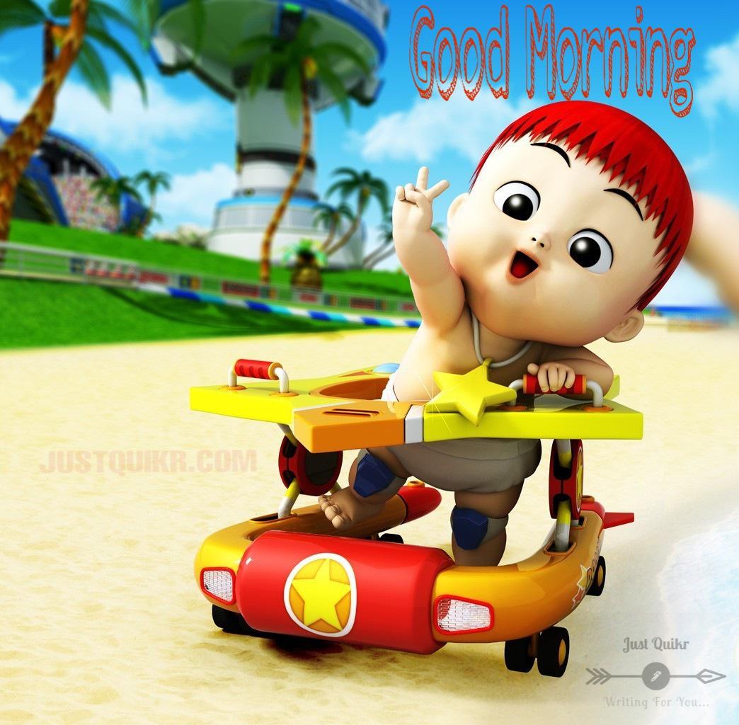 Good Morning Cartoon Pics Images