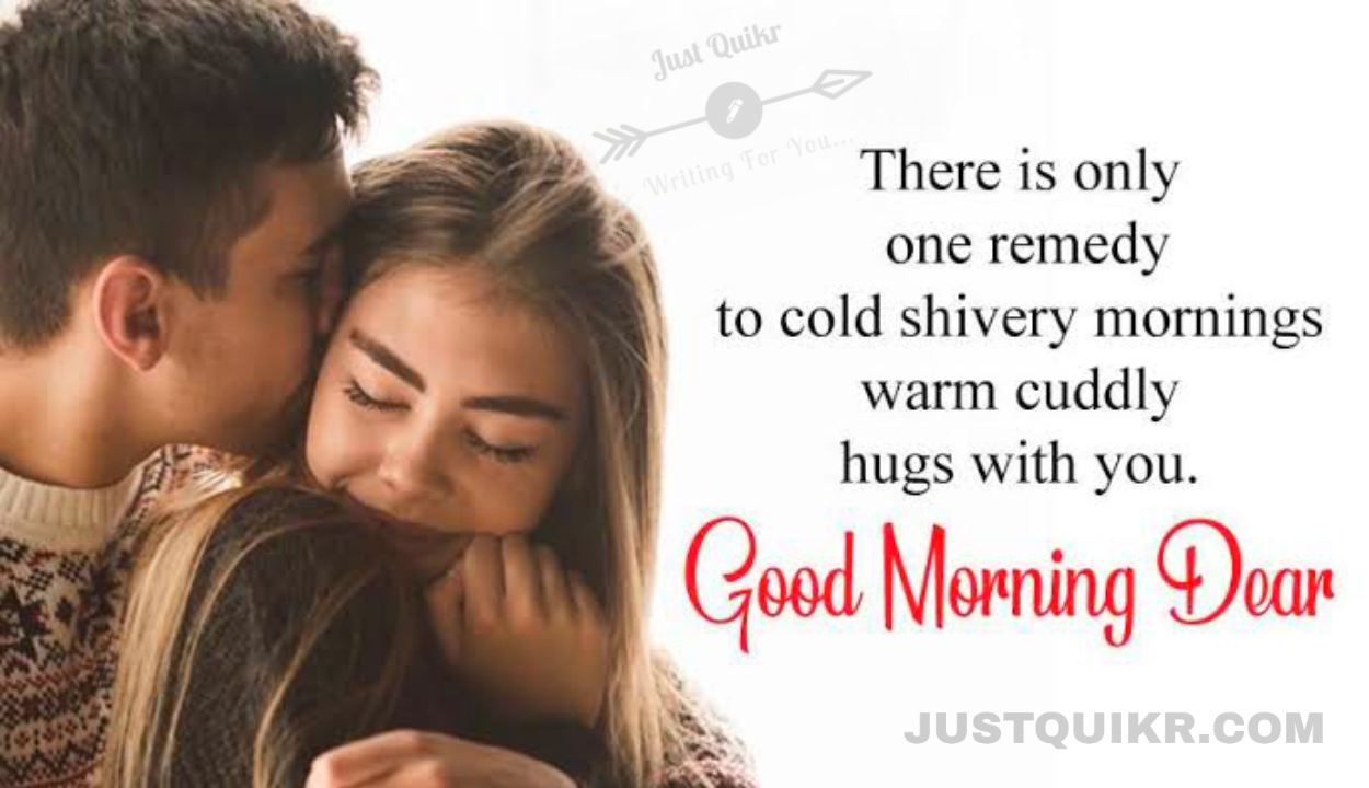 Good Morning Couple Quotes Messages Wishes Shayari SMS HD Pics Images