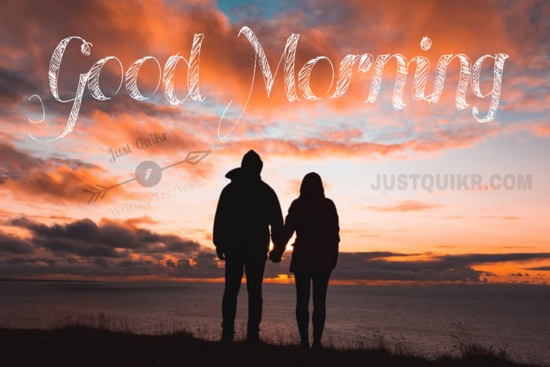 Good Morning Couple Pics Images Photo Wallpaper